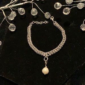 🧑🎨 Handmade byzantine Chainmaile bracelet